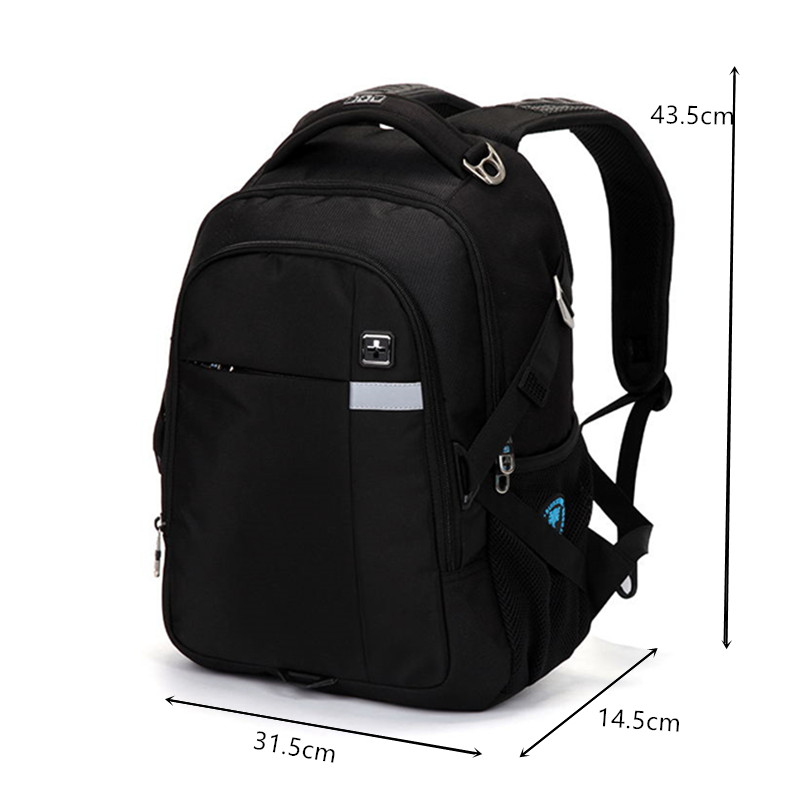 Nylon Capacity Backpack