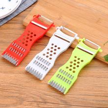 1PC Household kitchen multi-function vegetable cutter potato shredder radish shredder cucumber slicer manual peeler A135