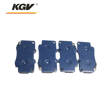 Auto Brake Pad For Toyota Hilux KUN25 LAN25