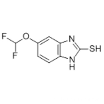 5-(Difluoromethoxy)-2-mercapto-1H-benzimidazole CAS 97963-62-7