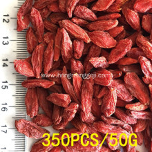 350 grains/50g red Goji Berry