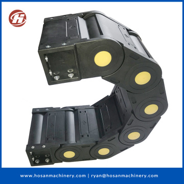 Flexible Plastic Cable Carrier Drag Chain