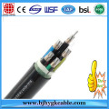 0.6/1KV 3X120 mm2 Aluminum Conductor xlpe insulated cable
