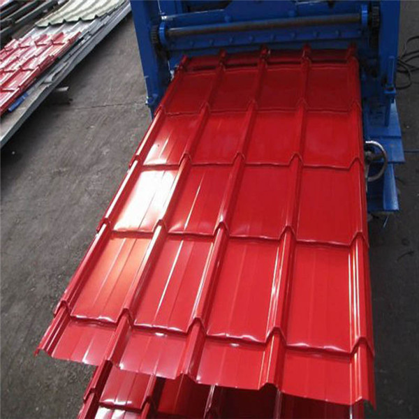 Corrugated Zink Roofing Sheet