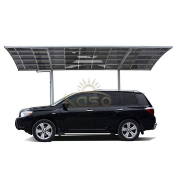 Aluminum Solar Carport For Car Sheds