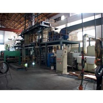 steel strapping band production line