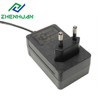 12V DC 2.5A Audio EU Plug Power Adaptéry