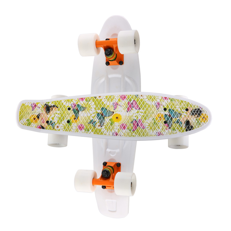 Small Plastic Skateboard