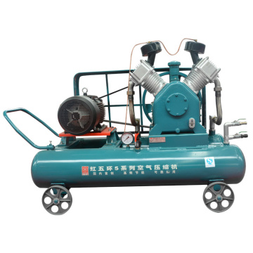 Air compressor with 18.5kw motor for tire inflating