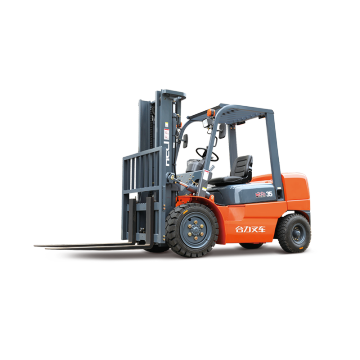 Hot sales of new forklifts in 2021