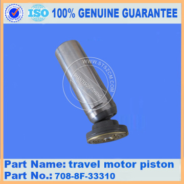 Komatsu swing motor piston 706-77-42160 for PC300-5/6