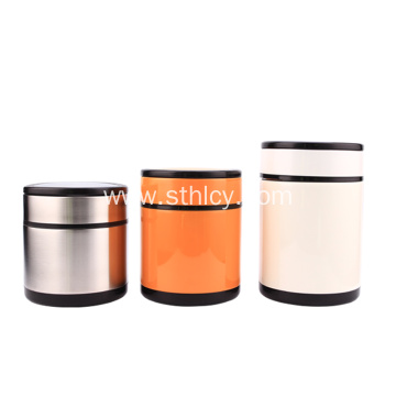 Multifunctional 201/304Stainless Steel Vacuum Food Container
