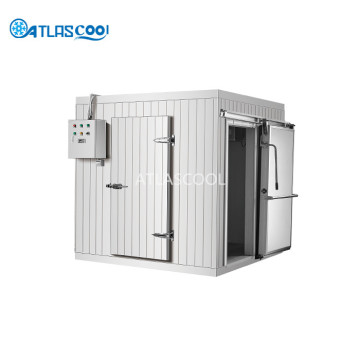 Cold rooms and refrigerator freezer rooms