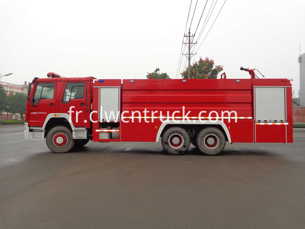 isuzu fire fighter 1