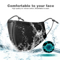 Printing face Mask men women recycling Reusable