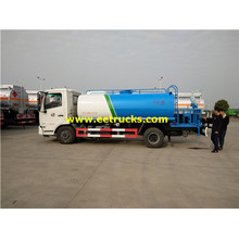 8 CBM 130HP Dongfeng Water Tank Lorry