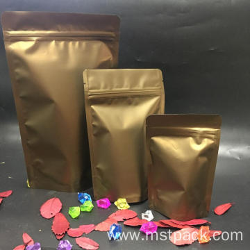 1000g Matt Plastic Stand Up Bags