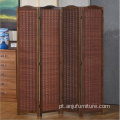 Wood Screen waterfall room divider