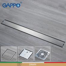 GAPPO Drains Anti-odor Bathroom shower Floor Drainers bath drainer stopper Bathroom Shower Drainers Strainers