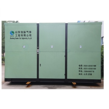 Big Flow, High Pressure, Oil Exploitation Nitrogen Generator