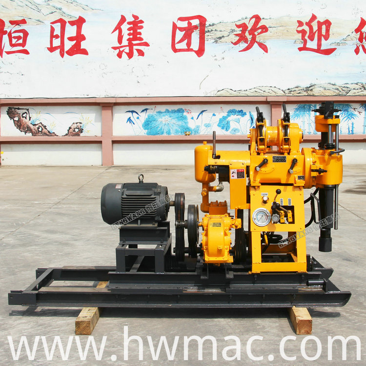 portable drilling rig