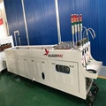 High speed pvc four pipe extrusion line