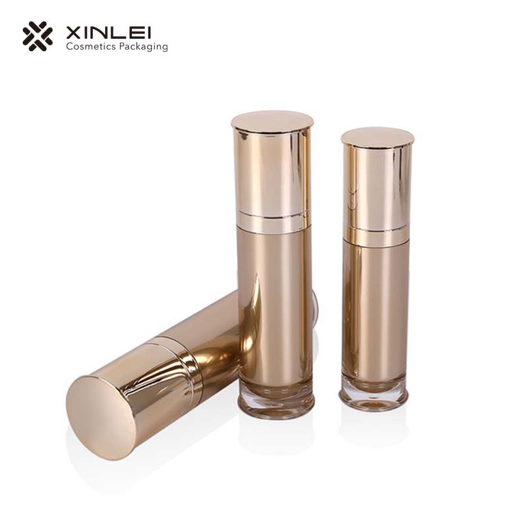 Cosmetics Pump Bottle