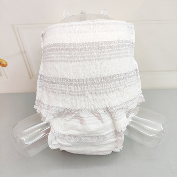 Cheap Disposable diaper pant with soft touch