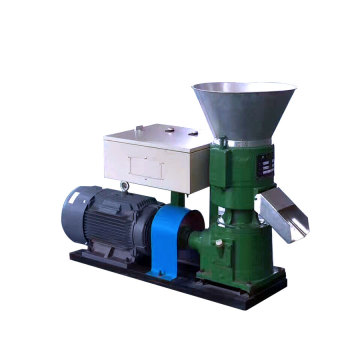 High efficiency chicken feed pellet machine