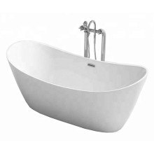 Acrylic Freestanding Soaking Bath Tub