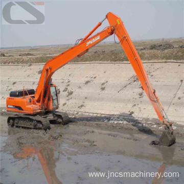ZX360 long reach arm boom 20meter/22meter with cylinder assembly