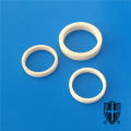 industrial 96% 99% alumina zirconia sealing ring spacer