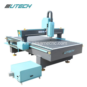 CNC Router 1200*1200mm sign making ballscrew drive machine