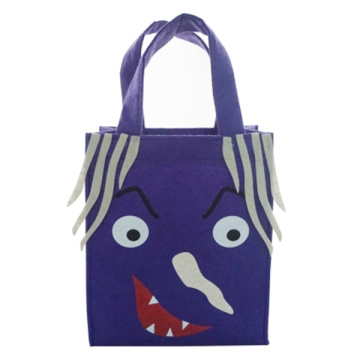 Non-woven Felt Shopping Bags Halloween Candy Bag
