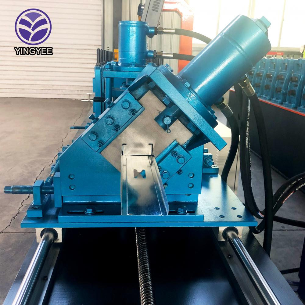 Stud And Track Machine From Yingyee0008