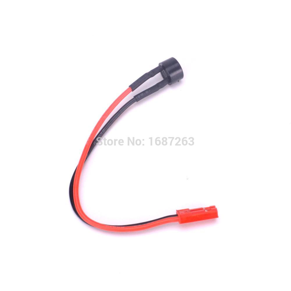 5pcs/lot 5V Active Buzzer Alarm Beeper With JST Cable for FPV Racer Quadcopter Drone DIY New Electric Acoustic Components