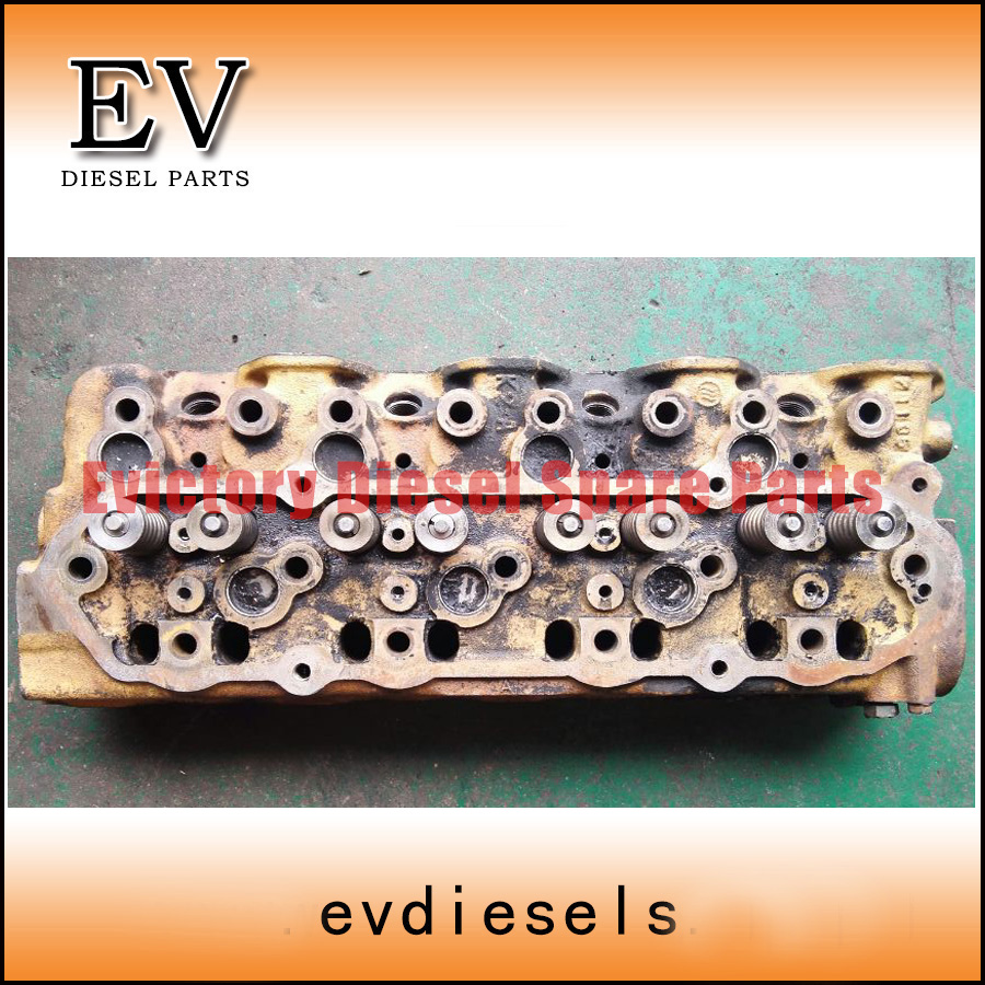 S4E cylinder head