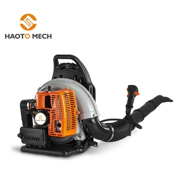 EB650 gasoline leaves backpack blower machine