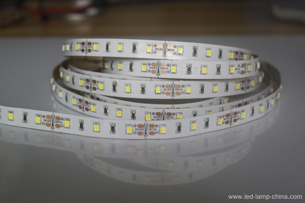 SMD2835 120 LEDs/M IP20 Non-waterproof strip