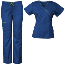 Hospital 100% Cotton Scrub Top and Pant