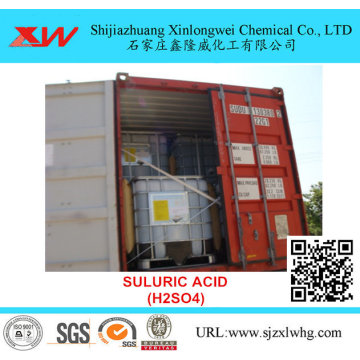 Sulfuric Acid Industiral Price Sulphuric Acid