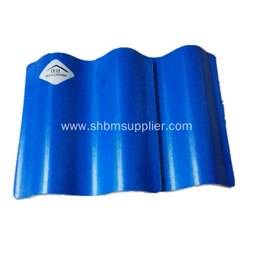 Magnesium Oxide Glazed Roofing Tiles Price