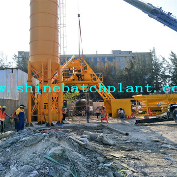 25 Mobile Concrete Batching Plants