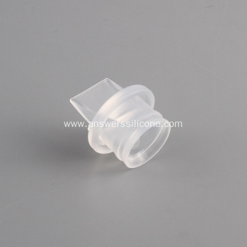 Silicone One Way Breast Pump Duckbill Check Valve