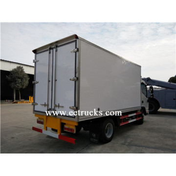 Foton 1.5T Mini Refrigerated Van Trucks