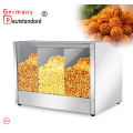 Electric commercial big popcorn warmer