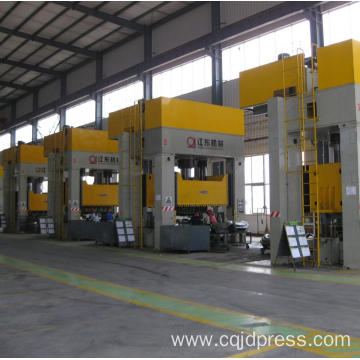 Sheet Stamping Hydraulic Press Production Line