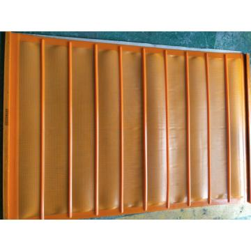 Polyurethane screen from Shengjia factory