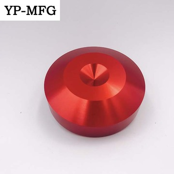 Anodized Aluminum Machining Part Custom Prototyping Services