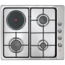Teak Kitchen Stove Top 4 Cooking Zone